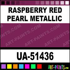 Kirker Paint Rasberry Paint Raspberry Red Pearl
