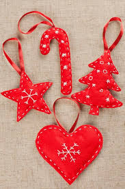 145 Best Easy Christmas Crafts Images On Pinterest  Easy Easy Christmas Crafts To Sew