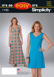 Simplicity Patterns Dresses