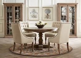Table Round Dining Room Table Sets On Round Table Dining Room