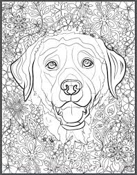 Small Picture Coloring Book Dogs at Coloring Book Online