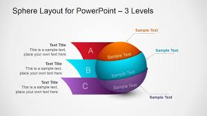 3d Flow Chart Powerpoint 3d Spheres Diagram Design For Powerpoint