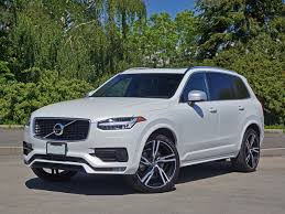 Volvo T6 R Design Review 2016 Volvo Xc90 T6 Awd R Design Road Test Review Carcostcanada