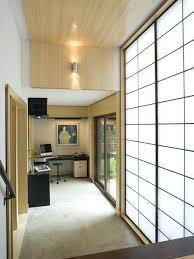 japanese office design. Japanese Office Design Home Concrete Floor Idea In Dc Metro