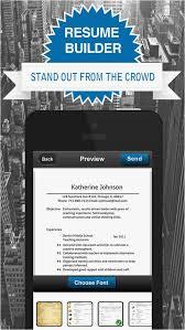 Resume Maker App Template 39 Best Resume Cv Apps Images On Pinterest