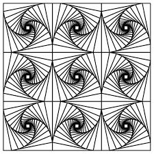 Free Printable Geometric Coloring Amazing Free Printable Coloring ...