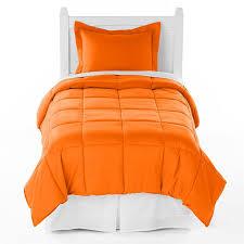 xlong twin sheet sets orange crush comforter twin xl twin extra long size