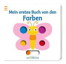 Mein Erstes Buch Von Den Farben Bilderbuch Ab 18 Monate