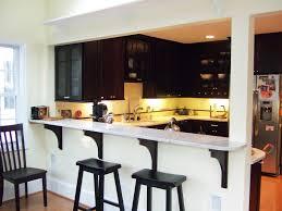 sliding serving kitchen windows white wood island storage brown granite table white bar stool small stainless