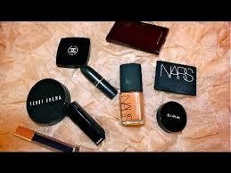 sephora high end makeup haul bobbi brown nars mac more