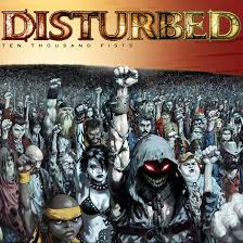 10, 000 disturbed fist lyric