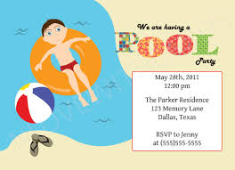 features party dress ingenious invitation to pool party template template emailing middot features party dress for tremendous pool party invitations party city