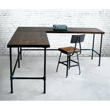 Reclaimed Wood Office Furniture L Shaped Reclaimed Wood Desk Modern Office  Furniture Urban Wood Inspire Q ...