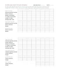 Life Daily Activity Report Format In Excel Security Officer