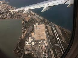 """Cyprus Airports على تويتر: """"Good morning from @CyprusAeropolis. Looking  good Larnaka #airport! 🛫 #viewfromabove #wingseatwednesday For flight  info: https://t.co/bHOzfdJnm9 #CyAirports #Larnaka #Pafos [📷 Sophia  Papageorgiou]… https://t.co/XfTE2dmY30"""""""