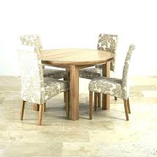 round extending dining table sets 4 chair dining set chairs table sets natural oak round extending
