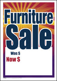 furniture sale. Sale Tags (pk Of 100): Furniture