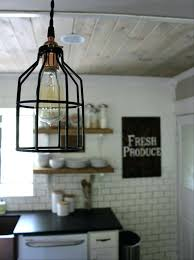 farmhouse style ceiling lights featured customer industrial pendants for kitchen makeover cottage light fixtures s97