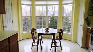 Dining Bay Window Dining Room - Bay window in dining room