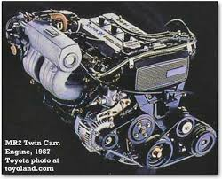 toyota engines mr2 engine