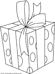 Small Picture Christmas Coloring Pages Presents Coolagenet