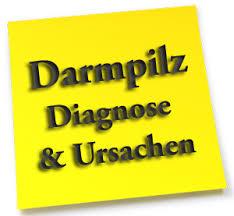 Ursache darmpilz