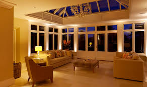conservatory lighting ideas. Lighting Control Gives Quick Access To Different Scenes Conservatory Ideas