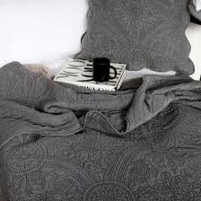 Information for customers of Newtons Furniture Limited | French ... & Charcoal Quilted Bedspread for the French Style Bed Adamdwight.com