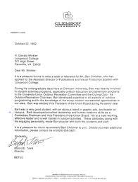 Recommendation Letter Heading Gallery - Letter Samples Format