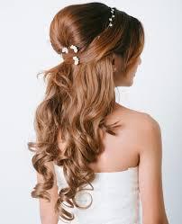 Acconciature Semi Raccolte Con Cerchietto Hairstyles Popolari In