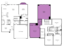 Open Floor Kitchen And Family Room U2014 SMITH Design  Marvelous Open Family Room Floor Plan