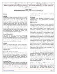 Word Descargar Essay Format Personal Leadership Style