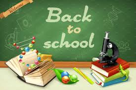Image result for welcome back to school icon