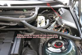 2004 bmw 645ci fuse box location vehiclepad 2004 bmw 645ci bmw engine electronics fuse pack in underhood e box e46 e39