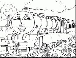 Thomas Train Coloring Pages 36 With Thomas Train Coloring Pages