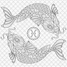 Small Picture Chinese Fish Coloring Pages Coloring Pages