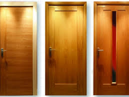 What are the different types of doors?