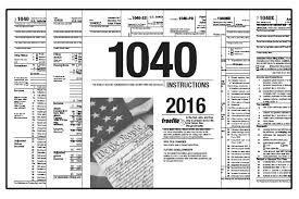 free 2016 printable tax forms