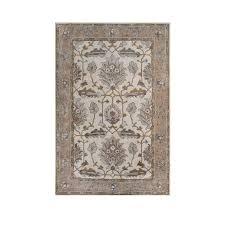 allen roth southminster indoor handcrafted area rug common 9 x 12 actual
