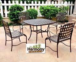patio dining sets costco patio furniture patio set with swivel chairs 9 piece outdoor dining set