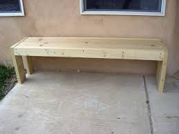 farmhouse bench plans knock off wood find