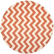 outdoor rug 8x10 clearance courtyard chevron terracotta beige indoor round 10 outdoor rug round