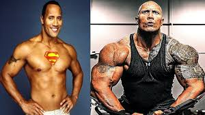 the rock transformation from 1 to 45 years old