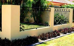 Backyard Fence Design Impressive Fence Design Ideas Get Inspired By Photos Of Fences From