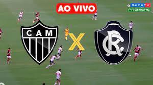 Assista Atlético-MG x Remo Futebol Ao Vivo na TV e Online no SporTV 2 - Copa  do Brasil - Futebol Stats