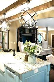 lighting above kitchen island ideas small hanging