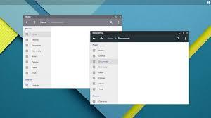 ... Material Desktop Mockup by cHu-X