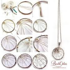 How To Make Your Own Dream Catcher Necklace Mesmerizing 32 Best Dream Catcher Ideas Images On Pinterest Dreamcatcher Web