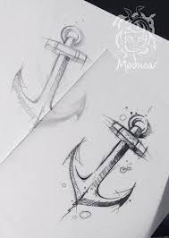 Kotva Tetování Medusa Tattoo Originální Tetování Frýdek Místek
