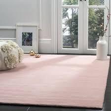 pink wool rug hand woven light pink wool rug pink sheepskin rug john lewis